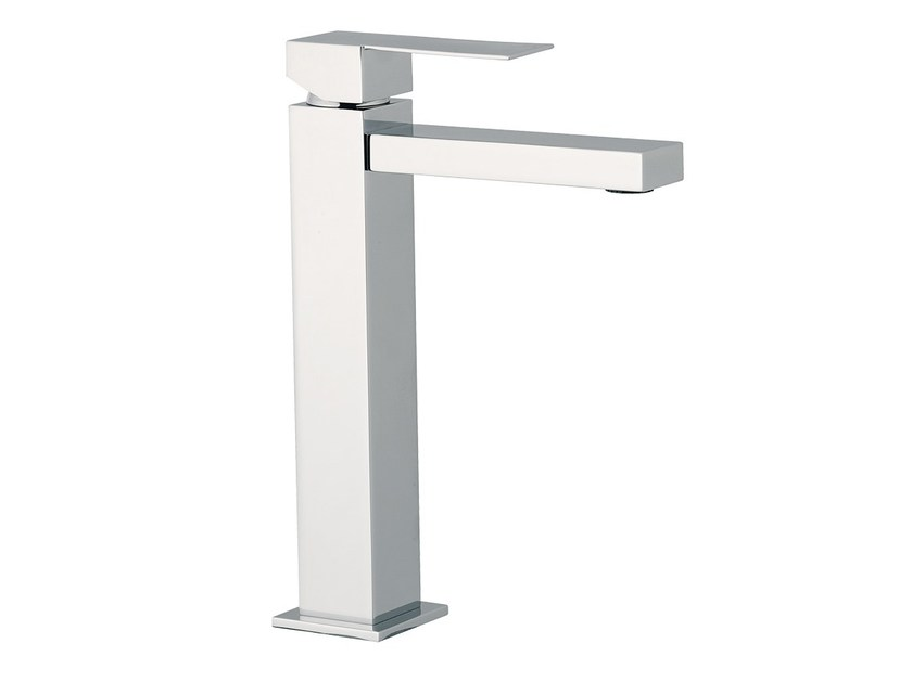 Single handle washbasin mixer POLAR | Single handle washbasin mixer by Rubinetterie Mariani