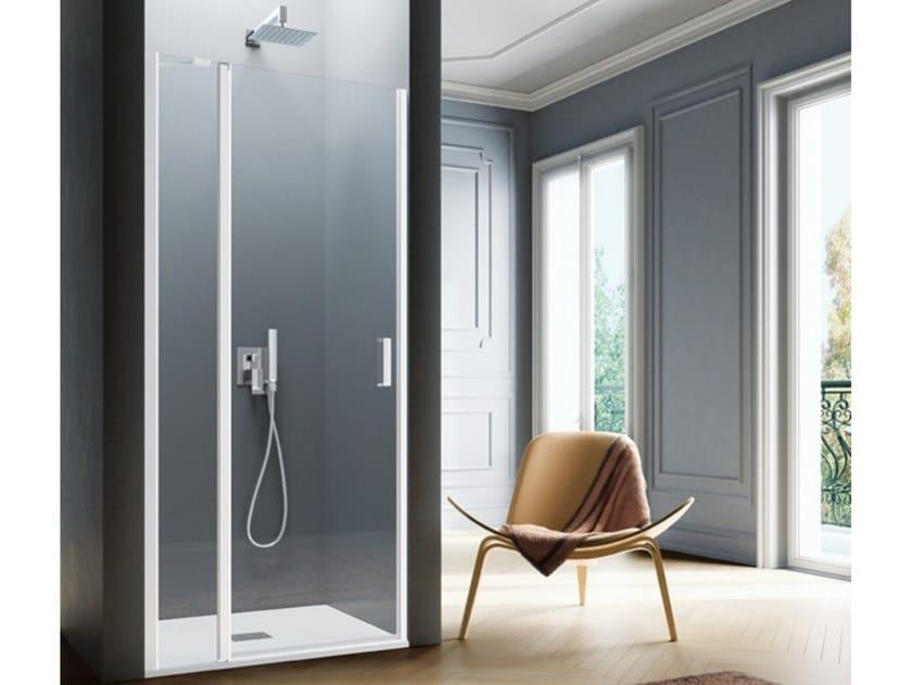 POLARIS | Box doccia con porta a battente