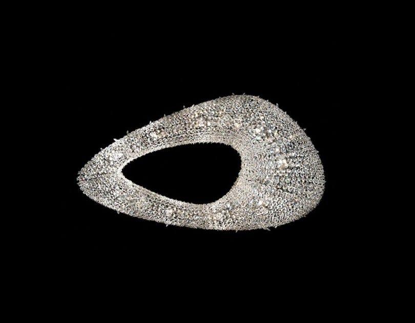Crystal pendant lamp POLARIS | Crystal pendant lamp by Manooi
