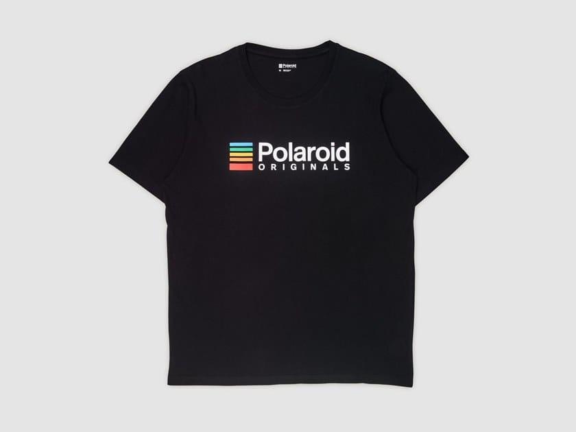 Cotton T-shirt ORIGINALS T-SHIRT - COLOUR by Polaroid Originals