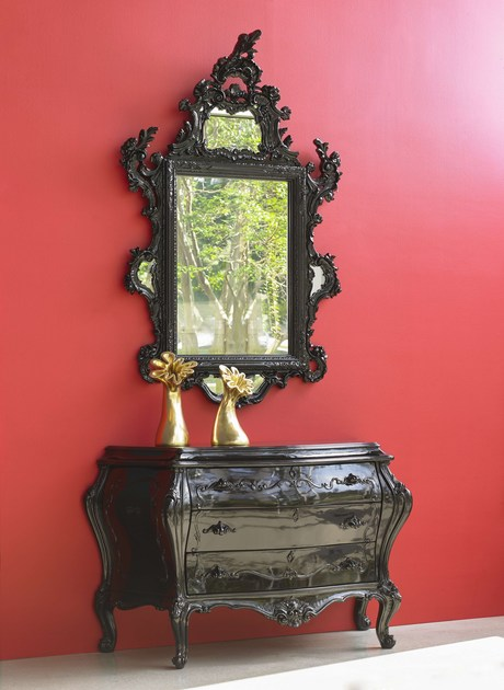 Classic style framed mirror POLART | Classic style mirror by POLaRT