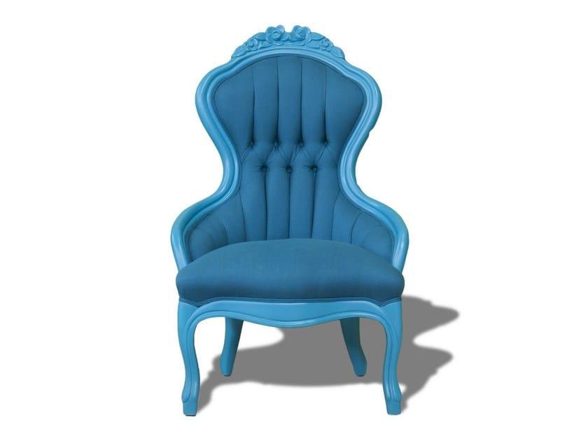 Classic style fabric Kids armchair POLART | Kids armchair by POLaRT
