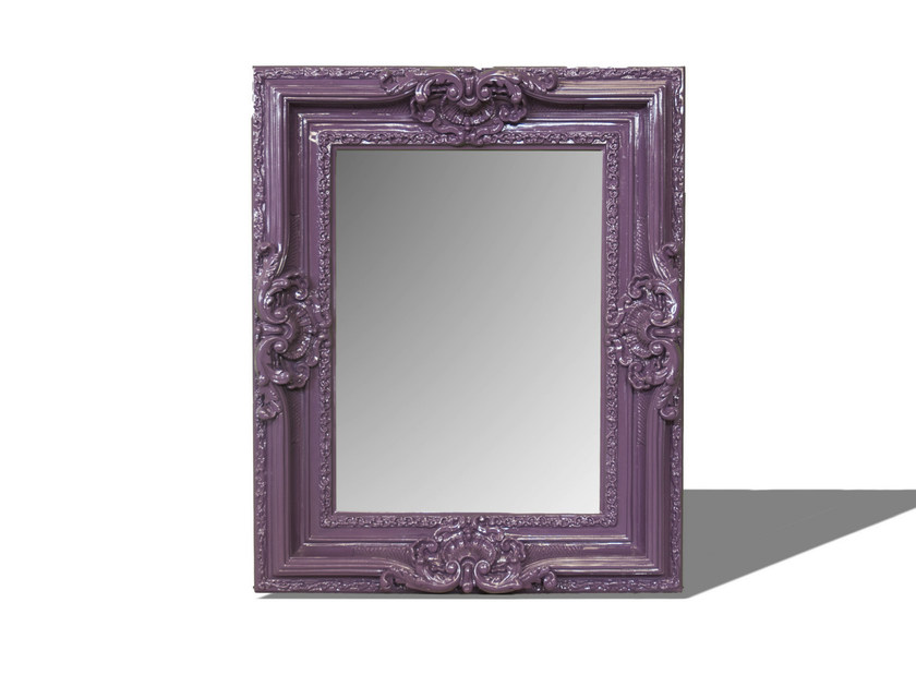 Rectangular framed mirror POLART | Rectangular mirror by POLaRT