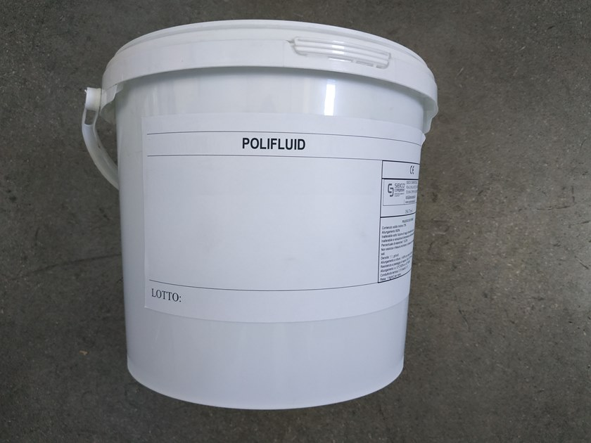 Renovation mortar and grout for renovation POLIFLUID® by Seico Compositi