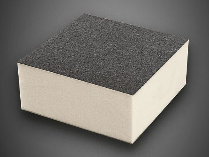 Thermal insulation panel POLIISO® FB | Thermal insulation panel by Ediltec
