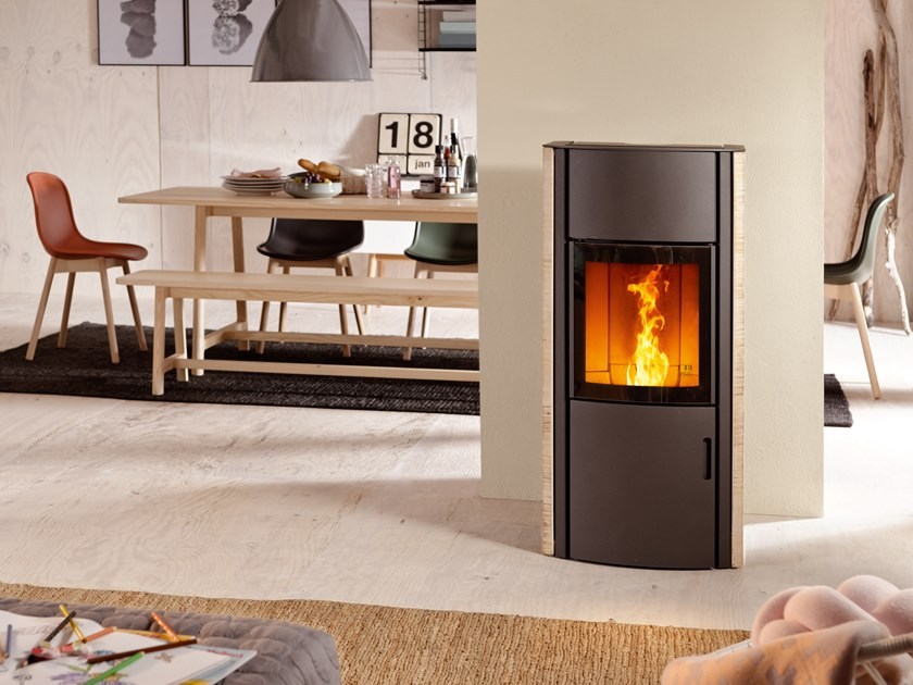 Pellet stove POLLY 2.0 / POLLY LIGHT by Austroflamm