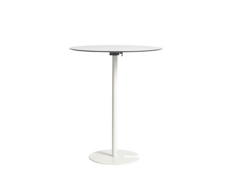 Round high table POLO | High table by Potocco
