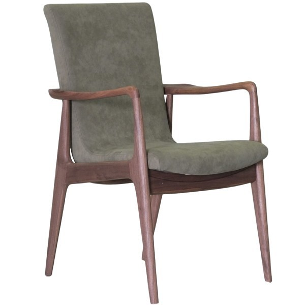 Easy chair with armrests INGE | Easy chair by Morelato
