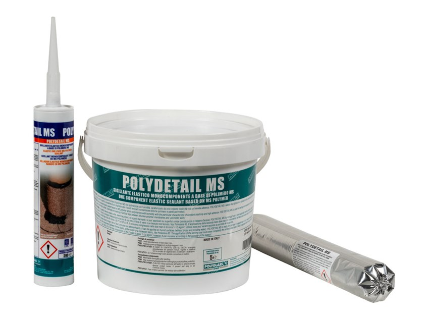 Polyurethane sealant POLYDETAIL MS By POLYGLASS