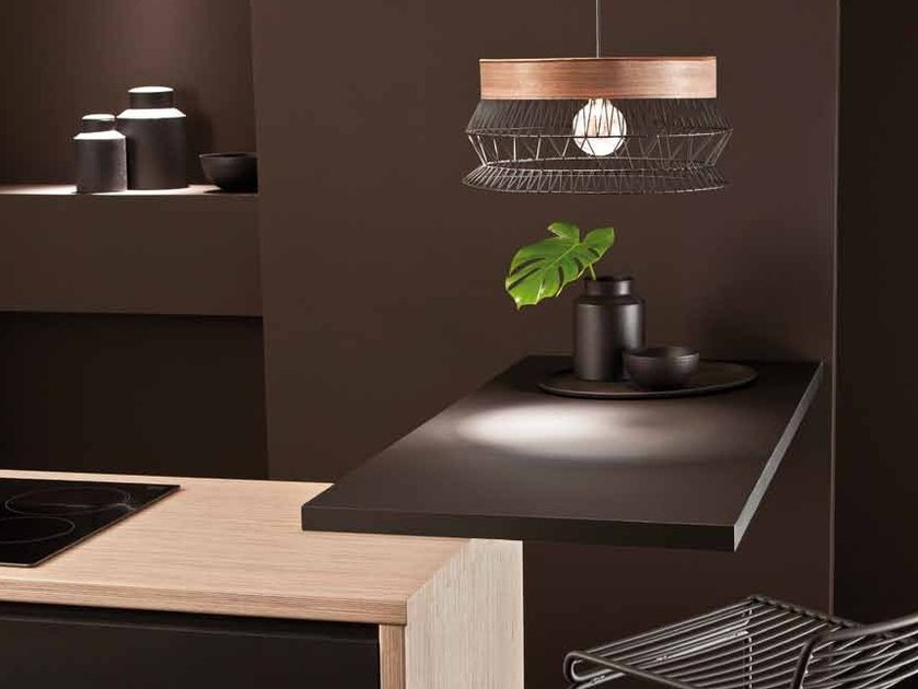Top cucina / rivestimento per mobili in HPL POLYFORM® TOUCH by Polyrey