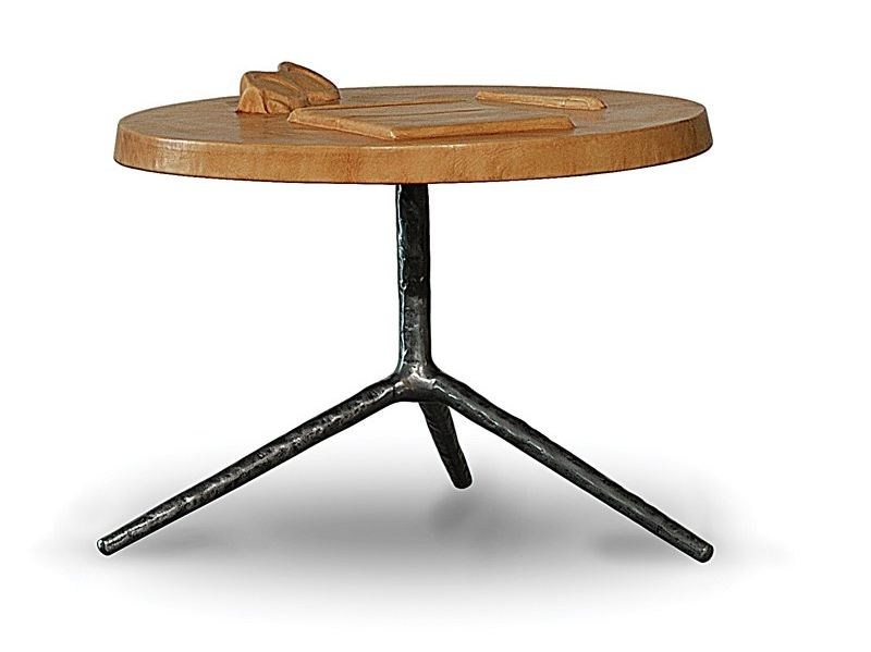 Round coffee table POMPEI by BAXTER
