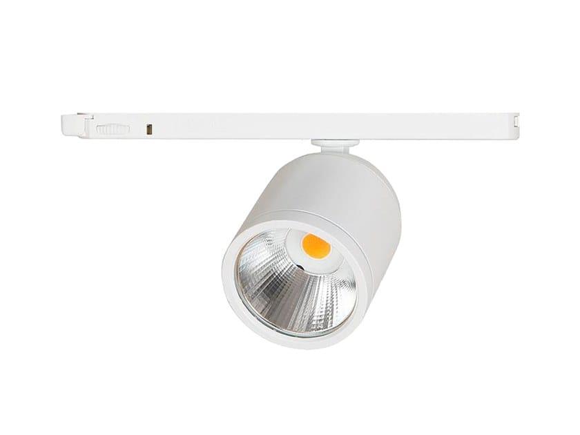 Illuminazione a binario a LED in alluminio POMPEI GA-016 CASA by Metalmek