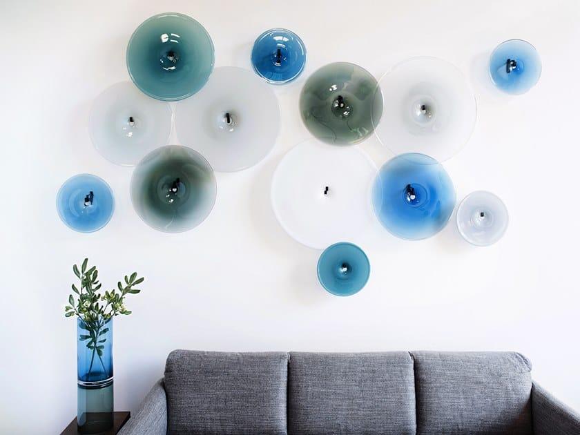 Pool Wallpiece By Sklo Design Karen Gilbert Paul Pavlak