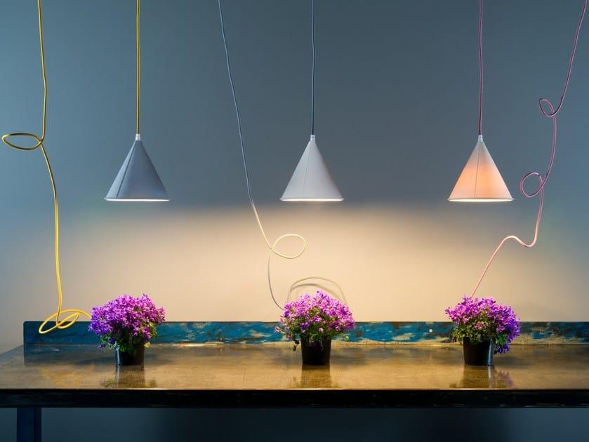 Laprene® pendant lamp POP 2 by In-es.artdesign