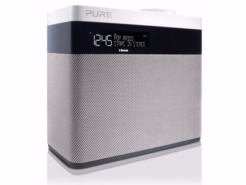 Bluetooth Radio with rechargeable battery POP MAXI BT by PURE