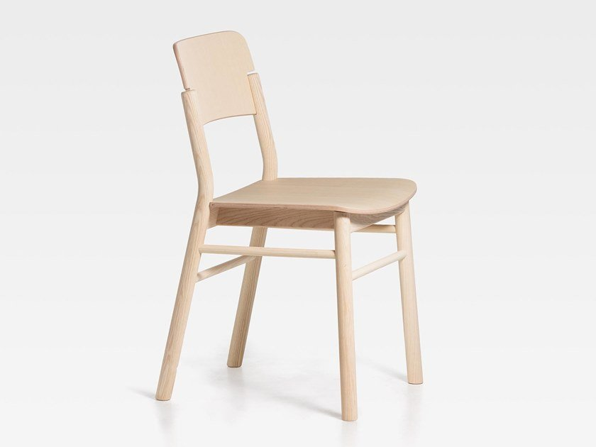 Wooden chair POP | Wooden chair by SIPA
