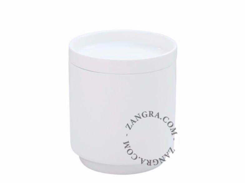 Biscottiera / contenitore per alimenti in porcellana PORCELAIN POT by ZANGRA