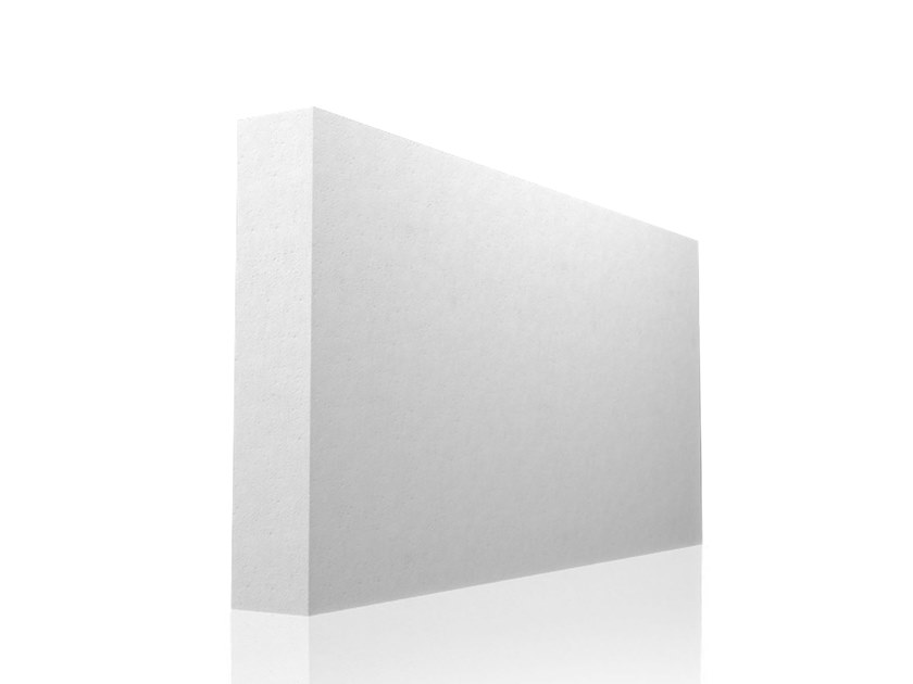 EPS thermal insulation panel PORON B034 K120 by Poron