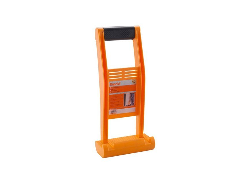 Accessories for construction site machinery PORTA LASTRE IN PLASTICA by KAPRIOL