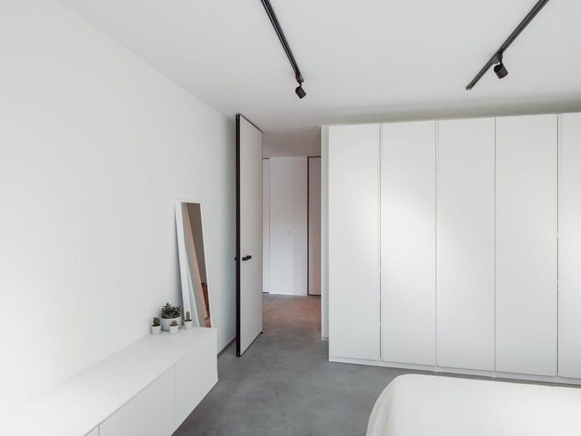 Aluminium Eframe For Interior Pivot Doors Portapivot 5045 Nl By