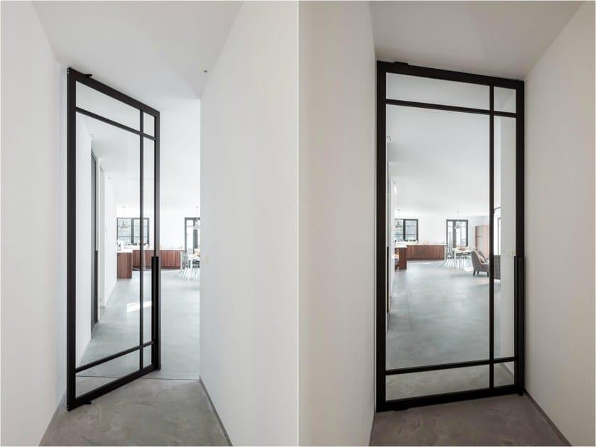 Glass Pivot Door Portapivot 6530 By Portapivot