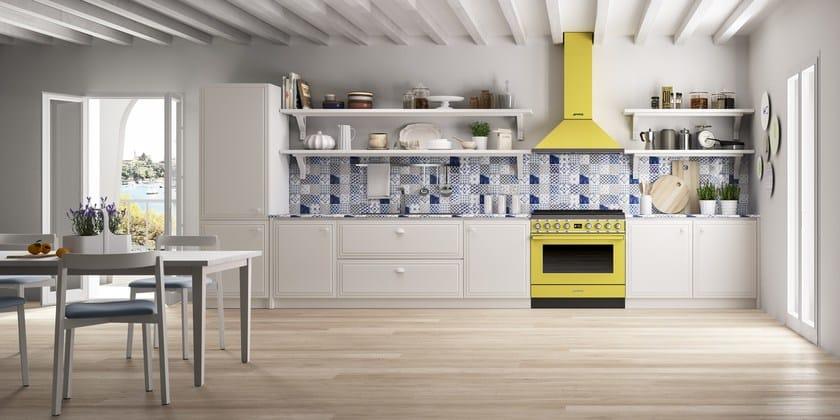 Cucina freestanding PORTOFINO CPF9GM - Smeg