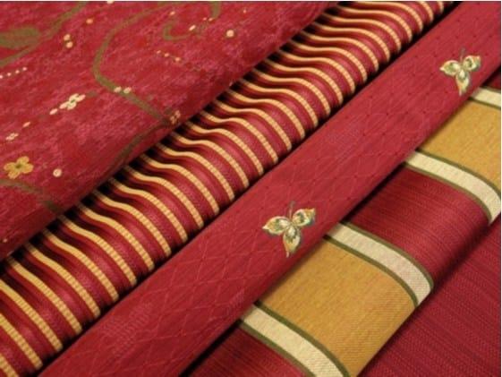 Washable polyester fabric PORTOFINO by FRIGERIO