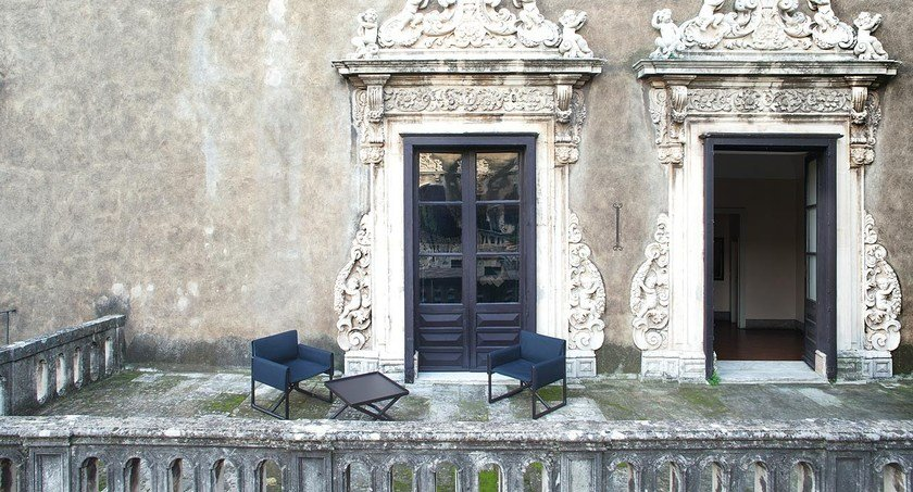 Portofino Garden Chair By Paola Lenti Design Vincent Van