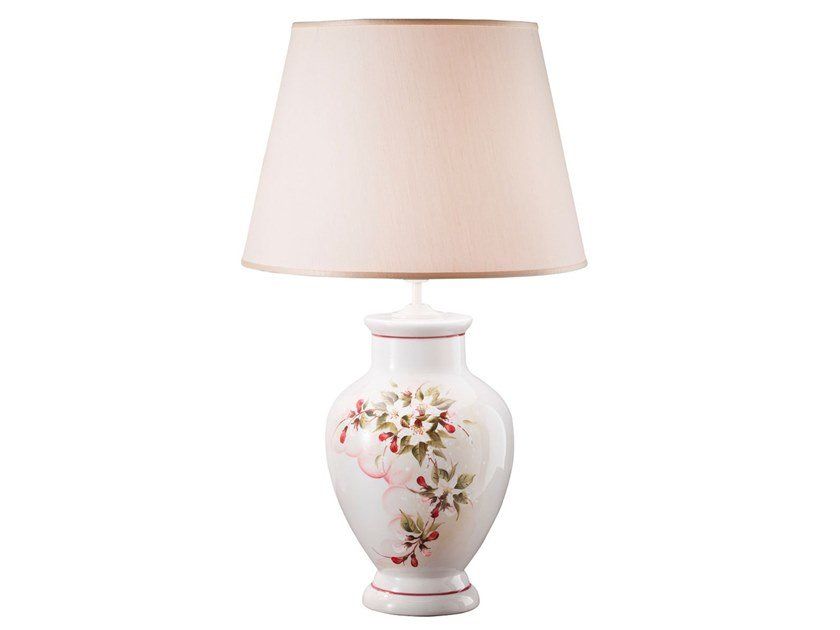 Ceramic table lamp PORTOFINO   Table lamp by FERROLUCE