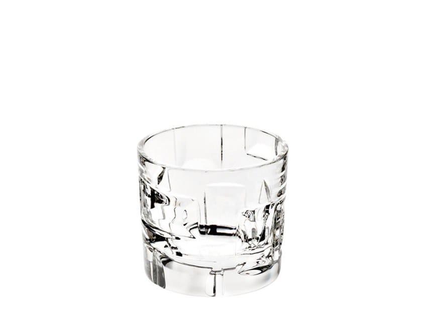 Crystal candle holder PORTRAIT | Candle holder by Vista Alegre