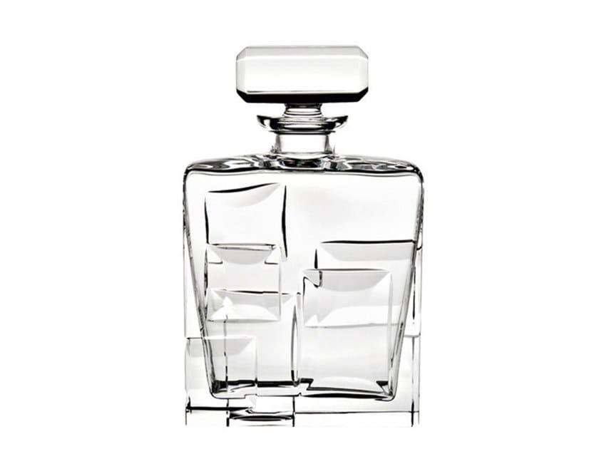Crystal decanter PORTRAIT   Decanter by Vista Alegre