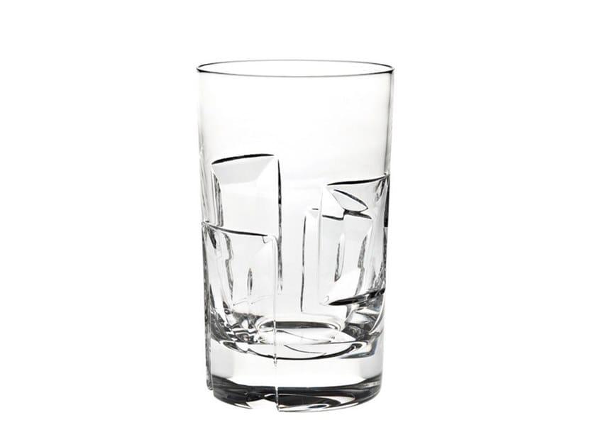 Crystal glass PORTRAIT HIGHBALL | Glass by Vista Alegre