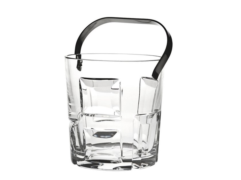 Crystal ice bucket PORTRAIT | Ice bucket by Vista Alegre