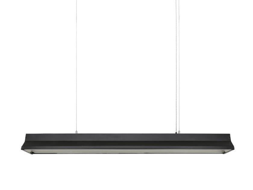 LED steel pendant lamp PORTROE | Pendant lamp by Mullan Lighting