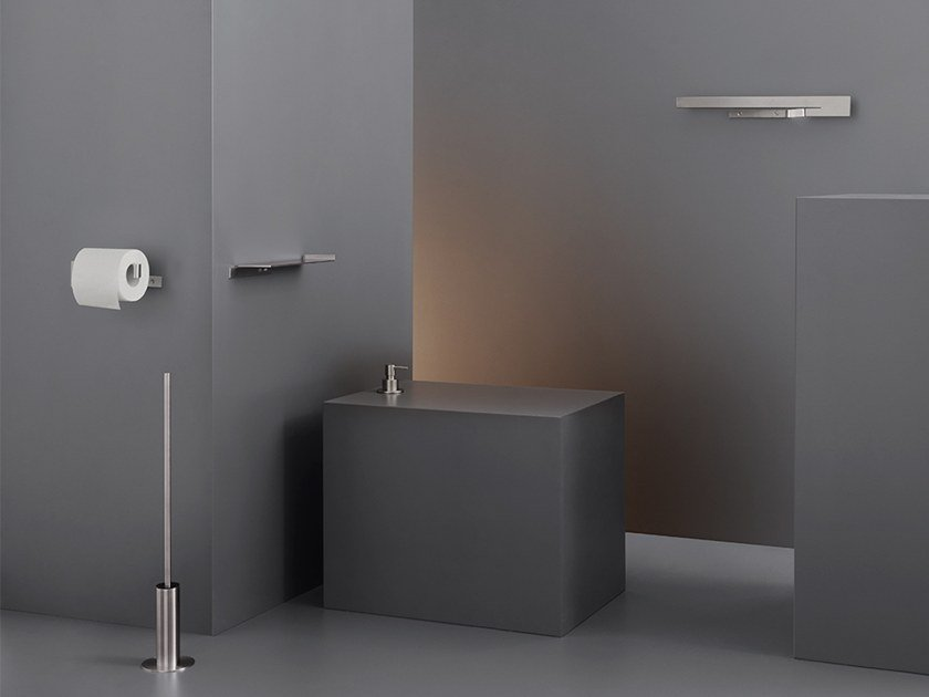 Free-standing toilet brush holder POS 05 by Ceadesign