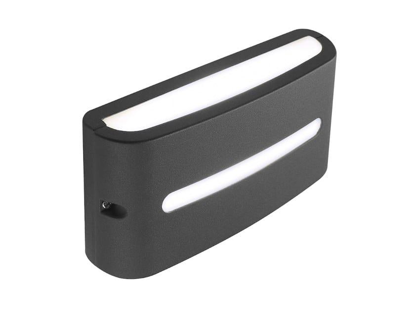 Applique per esterno a LED in alluminio pressofuso POST by SOVIL