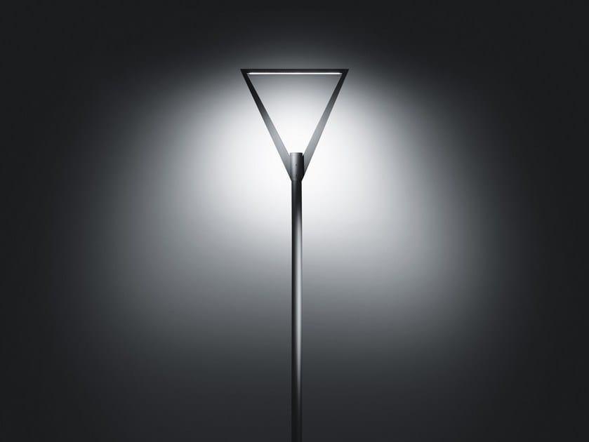 LED die cast aluminium street lamp POSTER by SIMES