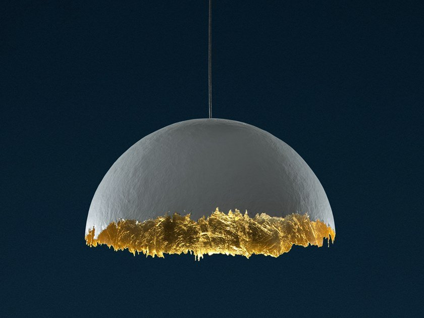 LED pendant lamp POSTKRISI 49 by Catellani & Smith