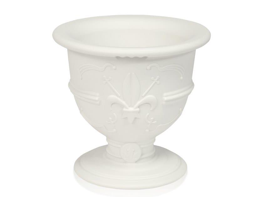 Polyethylene vase POT OF LOVE by SLIDE