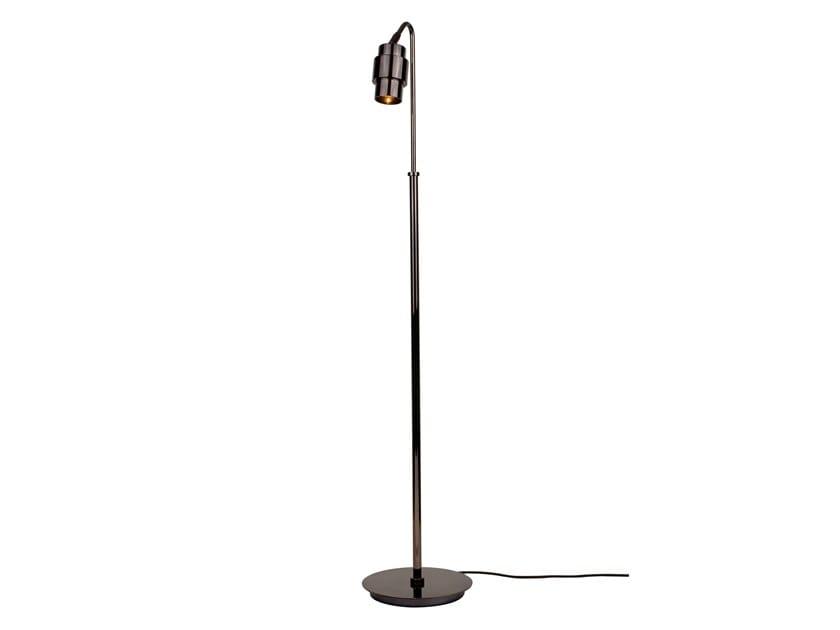 new concept 89e97 018d2 Direct light brass floor lamp POTOCKI/FL By GAU Lighting ...