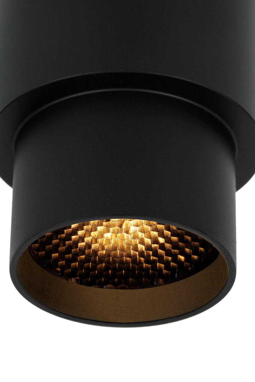 In A Ottone Gau s Potocki Faretto Soffitto Lighting Rotondo 5A34RjL