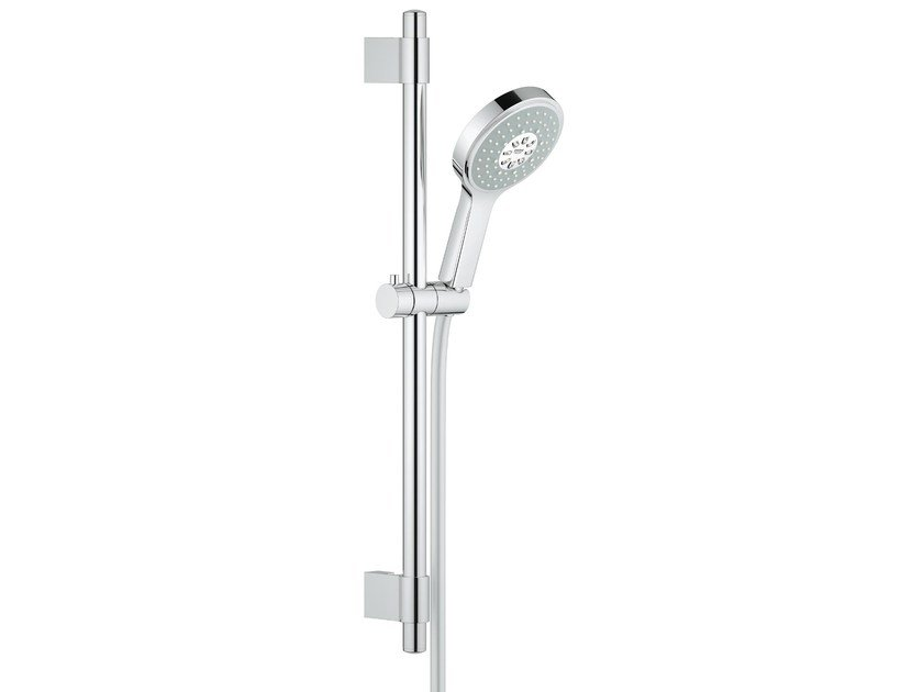 Shower wallbar with hand shower POWER&SOUL™ | Shower wallbar with hand shower by Grohe