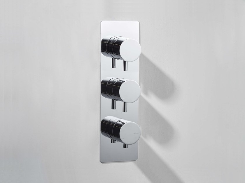 Wall-mounted remote control tap PR47HD201 | Remote control tap by RITMONIO