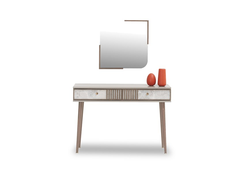 Wooden console table / dressing table PRAGA | Console table by Enza Home