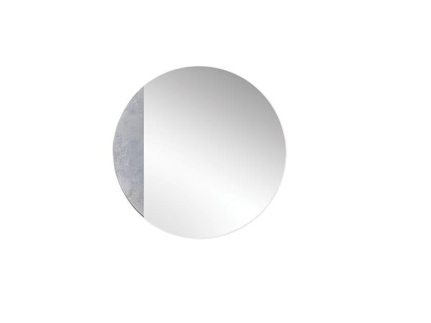 Round wall-mounted mirror PRAGA   Round mirror by Enza Home