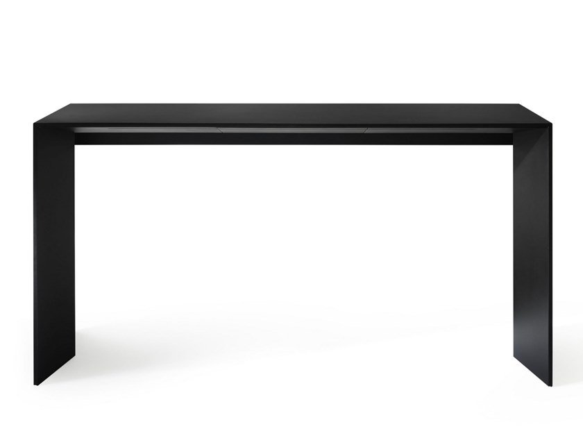 Rectangular MDF console table with drawers PRAIA | Console table by ALBEDO