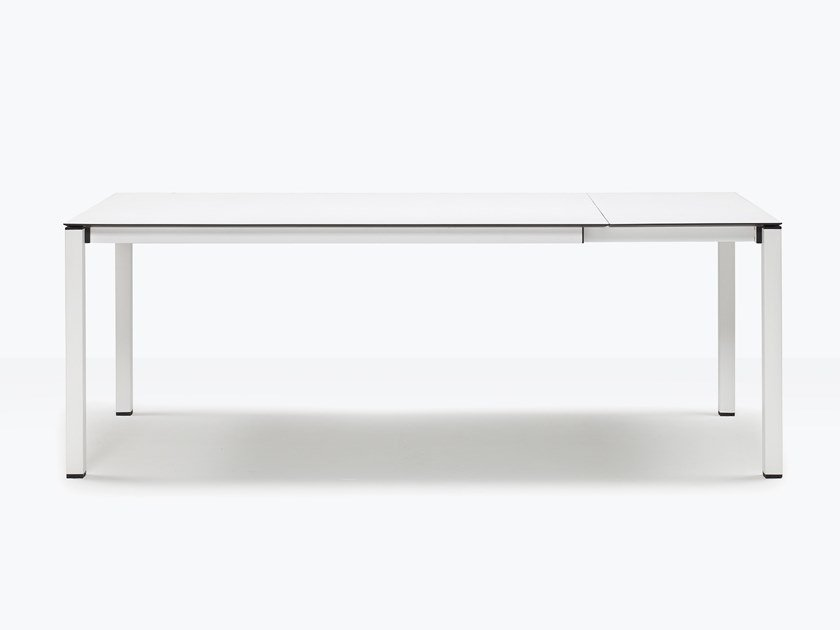Extending HPL table PRANZO | Extending table160/210 by SCAB DESIGN