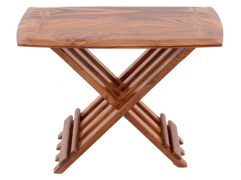 Rectangular teak coffee table PRATIPA by ALANKARAM