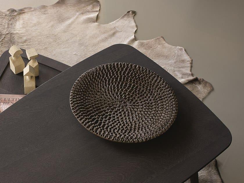 Ceramic centerpiece PRATO COMEIA by Gardeco
