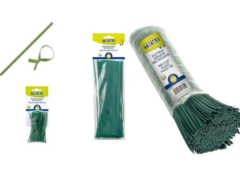 Plastic Cable tie PRE-CUT PLANT TWIST TIES by TENAX